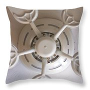 Study In Light Throw Pillow