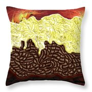 Stuffed Potato Throw Pillow