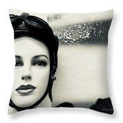 Sturgis Profile Throw Pillow