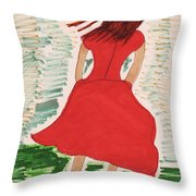 Style Two 2014 Throw Pillow
