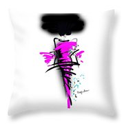 Stylish In St Petersburg Throw Pillow