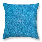 Su Gaia Rain  Throw Pillow