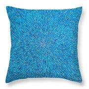 Su Gaia Rain  Throw Pillow