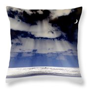 Sub Zero Throw Pillow