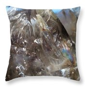 Subconsious Dreaming Throw Pillow