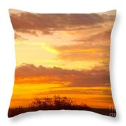 Sublime Sunrise Throw Pillow
