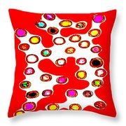 Such A Lovely Day Don't You Think Throw Pillow
