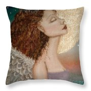 Such Are My Prayers Throw Pillow