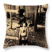 Sucua Kids 895 Throw Pillow
