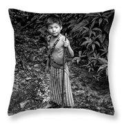 Sucua Kids 898 Throw Pillow