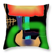 Suddenclicks Throw Pillow