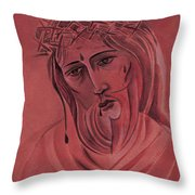Suffering Servant - Mmsus Throw Pillow