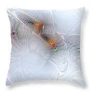 Sufficient Cause Throw Pillow