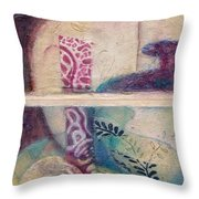 Suffusion Throw Pillow