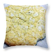 Sugar Cookie Throw Pillow