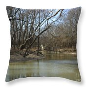 Sugar Creek Throw Pillow