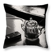 Sugar In My Side  Throw Pillow