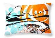 Sugar Loaf Throw Pillow