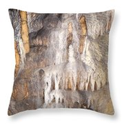 Sugar Mountain Throw Pillow