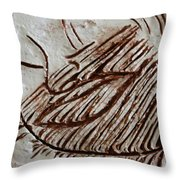 Sugared - Tile Throw Pillow