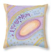 Sugarplum #12 Throw Pillow