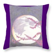 Sugarplum #9 Throw Pillow
