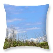 Sullivans Island Throw Pillow