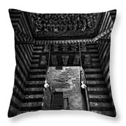 Sultan Hassan Entrance Throw Pillow