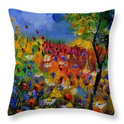 Summer 670170 Throw Pillow