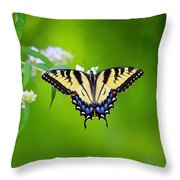 Summer 8 Throw Pillow