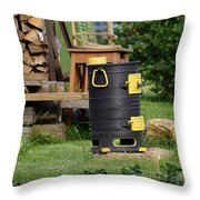 Summer Fantasy Throw Pillow