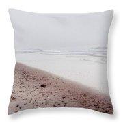 Summer Hamptons Throw Pillow