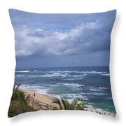 Summer In Paradise Throw Pillow