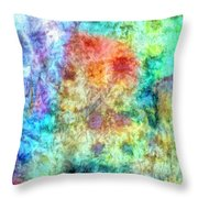 Summer In The Shire Throw Pillow