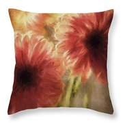 Summer Love Viii Throw Pillow