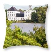 Summer Palace 2 Throw Pillow