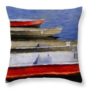 Summer Passing Throw Pillow
