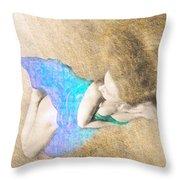 Summer Romance V3 Throw Pillow