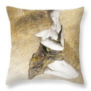 Summer Romance V5 Throw Pillow