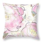Summer Roses 2010 Throw Pillow