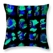 Summer Shadows 19 Throw Pillow