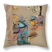 Summer Slumber 1 Throw Pillow