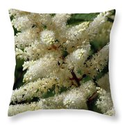 Summer Snow 2 Throw Pillow