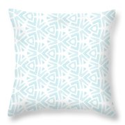 Summer Splash- Pattern Art By Linda Woods Throw Pillow