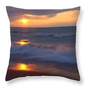 Summers Breath 4 Throw Pillow
