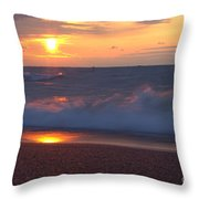 Summers Breath 6 Throw Pillow