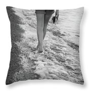 Summertime Throw Pillow