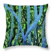 Summertree Fantasia Throw Pillow