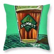 Summit 2 Throw Pillow