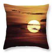 Sun 31 Throw Pillow